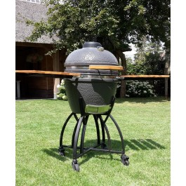 KAMADO GRILLNEST ® MEDIUM SILVER GREY