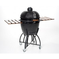 KAMADO GRILLNEST ® LARGE BLACK (DEMO MODEL)