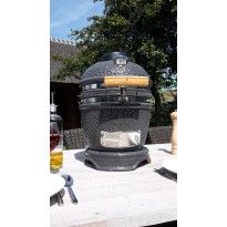 KAMADO GRILLNEST ® MINI GREY  (DEMO MODEL)