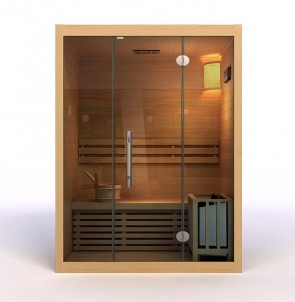 SAUNA LINEE 150 SHOWROOM MODEL ANTWERPEN